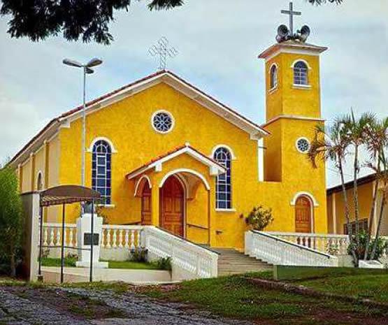 Capela de Nossa Senhora da Abadia - Louveira SP