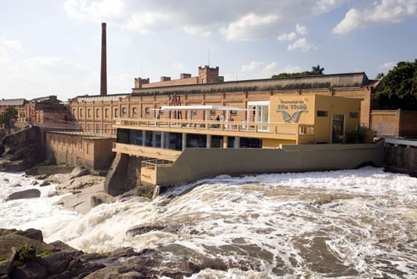 Complexo Turístico da Cachoeira Salto SP