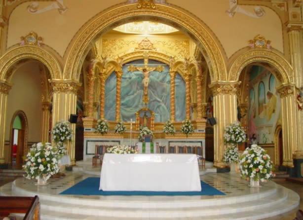 Igreja de São Sebastião de Louveira SP