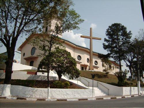 Igreja Matriz - Mairiporã