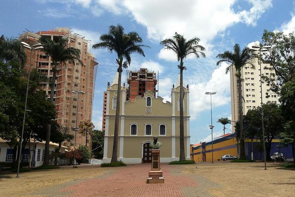 Igreja Nossa Senhora da Candelária Indaiatuba