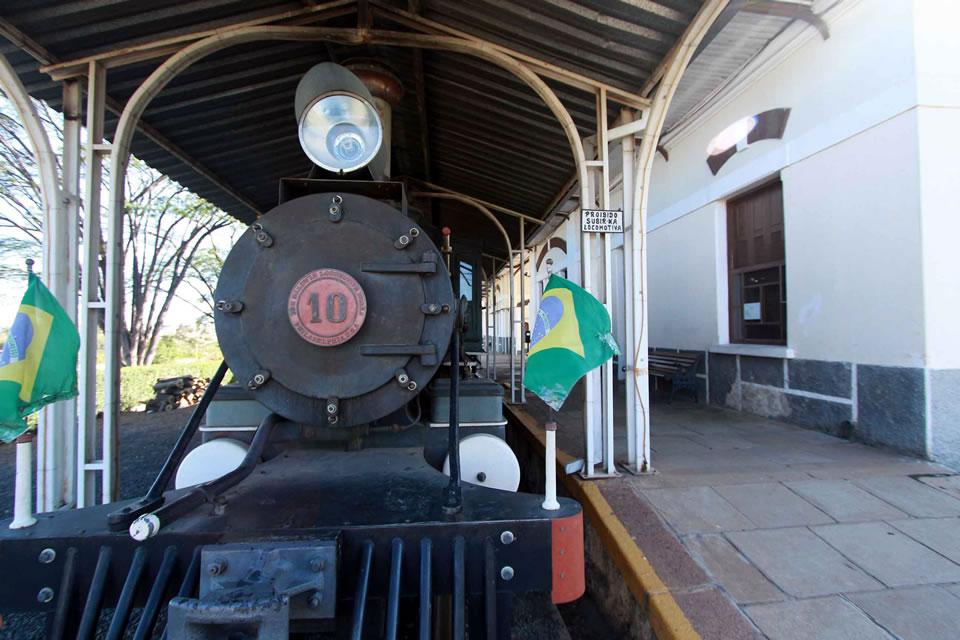 Museu Ferroviário Indaiatuba
