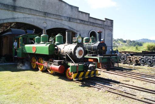 Museu de Arqueologia Industrial Thomaz Cruz - Mairiporã