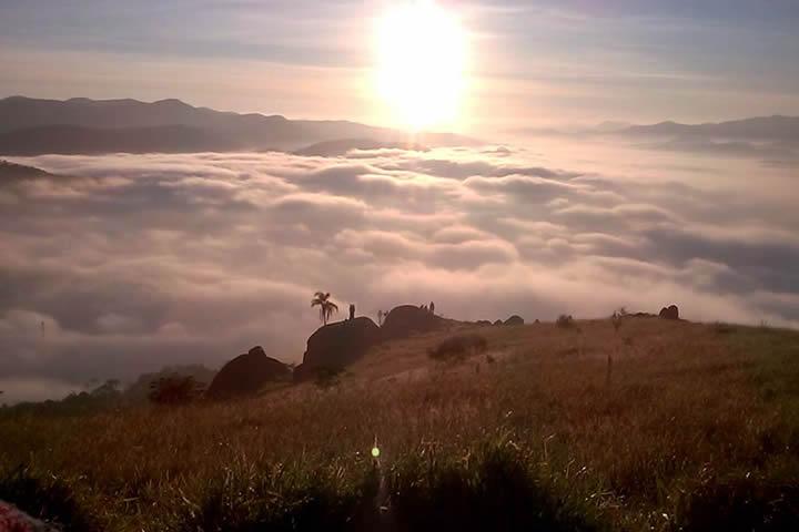 Pico do Olho D'água - Mairiporã